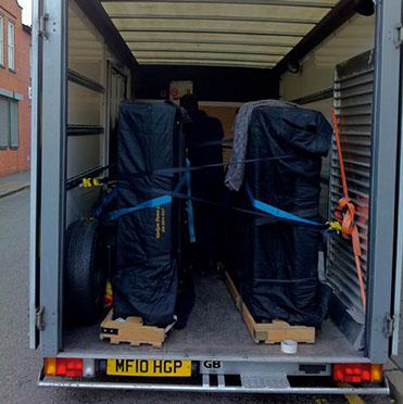 piano transport logistics un limited. Black Bedroom Furniture Sets. Home Design Ideas